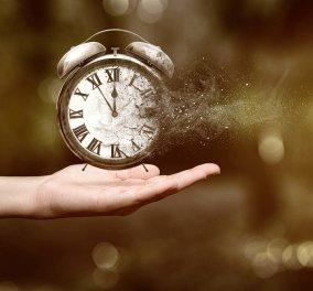 Γιατί ο χρόνος είναι ένα από τα πολυτιμότερα αγαθά; - Κυρίως Φωτογραφία - Gallery - Video