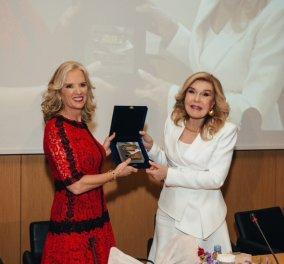 Το Ίδρυμα «Μαριάννα Β. Βαρδινογιάννη» διοργάνωσε διάλεξη με την Kerry Kennedy για τα ανθρώπινα δικαιώματα στην Ιστορία - Κυρίως Φωτογραφία - Gallery - Video