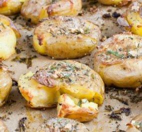 Αργυρώ Μπαρμπαρίγου: Baby πατάτες φούρνου νόστιμες & τραγανές σαν τηγανητές – Ιδανικές με κρεατικά κι όχι μόνο! - Κυρίως Φωτογραφία - Gallery - Video