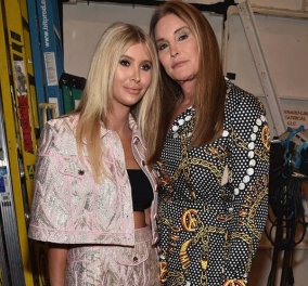 Η Κέιτλιν Τζένερ κάνει διακοπές στην Αθήνα με την τρανσέξουαλ 22χρονη σύντροφό της Sophia Hutchins (φωτό) - Κυρίως Φωτογραφία - Gallery - Video