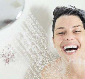 Ζεστό ή κρύο μπάνιο; Τι είναι πιο σωστό για το δέρμα - Κυρίως Φωτογραφία - Gallery - Video