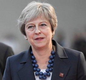 "Brexit: Η Μέι ""απέτυχε παταγωδώς"" - Αντιμέτωπη με την πλήρη κατάρρευση της κυβέρνησης της  - Κυρίως Φωτογραφία - Gallery - Video"