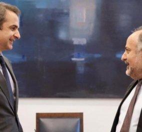 Υποψήφιος με τη ΝΔ ο δημοσιογράφος Δημήτρης Τσιόδρας  - Κυρίως Φωτογραφία - Gallery - Video