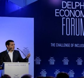 """Αλέξης Τσίπρας: """"Η Ελλάδα μπορεί πλέον να κοιτά μπροστά"""" (βίντεο) - Κυρίως Φωτογραφία - Gallery - Video"""