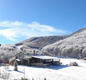 Πισοδέρι Φλώρινας: Ένα απίθανο χιονισμένο τοπίο μέσα στις κατάφυτες πλαγιές (βίντεο) - Κυρίως Φωτογραφία - Gallery - Video