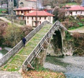 Βοβούσα Ιωαννίνων: Το πανέμορφο χωριό του Ζαγορίου στην σκιά της «αλπικής» Πίνδου - Βίντεο  - Κυρίως Φωτογραφία - Gallery - Video