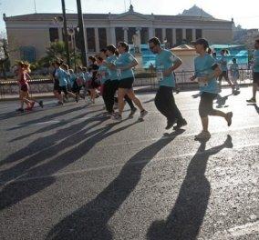 Όλες οι εικόνες χαράς από τον Ημιμαραθώνιο 2019: Η ανοιξιάτικη Αθήνα έγινε πιο όμορφη με τους δρομείς - Κυρίως Φωτογραφία - Gallery - Video