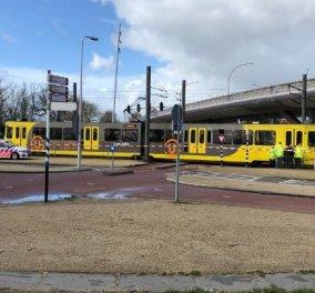 Πυροβολισμοί σε τραμ στο κέντρο της Ουτρέχτης – Υπάρχουν αρκετοί τραυματίες - Κυρίως Φωτογραφία - Gallery - Video