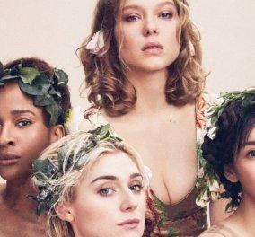 Vogue: Συλλεκτικό τεύχος με 14 γυναίκες super stars που δεν γνωρίζουν σύνορα (φώτο) - Κυρίως Φωτογραφία - Gallery - Video