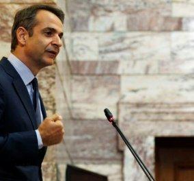 Κυρ. Μητσοτάκης: ''Όλα θα κριθούν στις αλλεπάλληλες εκλογικές αναμετρήσεις του 2019''  - Κυρίως Φωτογραφία - Gallery - Video