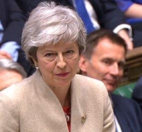 Brexit: Απορρίφθηκε για τρίτη φορά η συμφωνία της Μέι - Αυξάνονται οι κίνδυνοι για άτακτη αποχώρηση λένε οι Ευρωπαίοι ηγέτες (βίντεο)  - Κυρίως Φωτογραφία - Gallery - Video