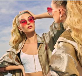Η Hailey Baldwin & η Bolon «παίζουν με τη φωτιά»: Η νέα συλλογή γυαλιών ηλίου είναι εκθαμβωτική! - Κυρίως Φωτογραφία - Gallery - Video