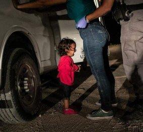 «Φωτογραφία της χρονιάς» το στιγμιότυπο με τη μικρή Γιανέλα που κλαίει - Κυρίως Φωτογραφία - Gallery - Video