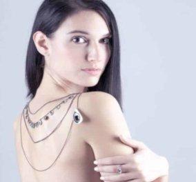 Made in Greece τα Aliki Stroumpouli: Πολύτιμα κοσμήματα με πρωτοποριακό σχεδιασμό 3d modeling & 3d printing (ΦΩΤΟ) - Κυρίως Φωτογραφία - Gallery - Video