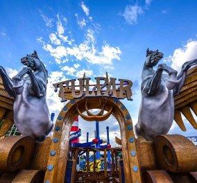 Βίντεο: Το Wonderland Eurasia άνοιξε στην Άγκυρα - Ένα φαντασμαγορικό πάρκο βασισμένο στο μαγικό βασίλειο της Disney   - Κυρίως Φωτογραφία - Gallery - Video