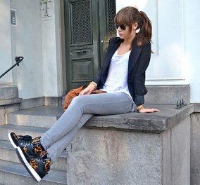 Λεοπάρ παπούτσια: Εντυπωσιακές προτάσεις για να τα συνδυάσεις τέλεια με τα ρούχα σου - Φώτο  - Κυρίως Φωτογραφία - Gallery - Video