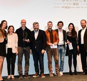 Φεστιβάλ Γαλλόφωνου Κινηματογράφου της Ελλάδος: Η λαμπερή τελετή λήξης - Η απονομή των βραβείων (φώτο) - Κυρίως Φωτογραφία - Gallery - Video