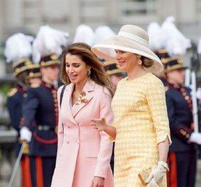 """Θες να είσαι η """"Βασίλισσα του στυλ""""; - Δες τις 4 τάσεις της μόδας που υιοθετούν  οι γαλαζοαίματες - Από την Κέιτ & τη Μέγκαν ως τη Ράνια και τη Λετίσια (φώτο) - Κυρίως Φωτογραφία - Gallery - Video"""