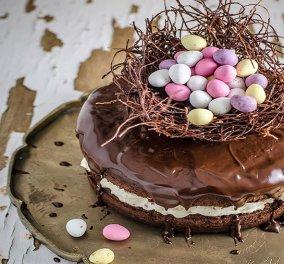 25 απίθανες προτάσεις για πασχαλινές τούρτες - Θα σας πάρουν το μυαλό (φωτό)  - Κυρίως Φωτογραφία - Gallery - Video