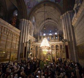 Το Πάσχα των Χριστιανών στον πλανήτη- Συγκλονιστικές εικόνες από τις Φιλιππίνες ως τον Ναό της Αναστάσεως στην Ιερουσαλήμ  - Κυρίως Φωτογραφία - Gallery - Video
