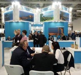 ITB Berlin 2019: 157 ελληνικές επιχειρήσεις και τέσσερις εθνικές διακρίσεις στη Διεθνή Έκθεση Τουρισμού του Βερολίνου  - Κυρίως Φωτογραφία - Gallery - Video