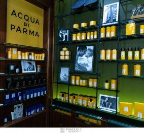 Η Acqua di Parma παρουσίασε την ολοκληρωμένη εμπειρία του αυθεντικού ιταλικού τελετουργικού του ξυρίσματος στο Don Barber & Groom  - Κυρίως Φωτογραφία - Gallery - Video