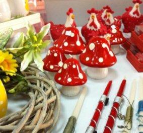 Σπιτικές γεύσεις και καλαίσθητα δώρα για τους αγαπημένους μας στην Πασχαλινή γιορτή της ΠΥΡΝΑ - Κυρίως Φωτογραφία - Gallery - Video