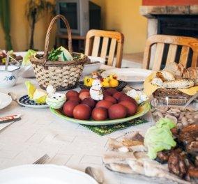 Απολαύστε τις γιορτές του Πάσχα χωρίς καούρα & δυσπεψία - Συμβουλές & tips για τους καλοφαγάδες! - Κυρίως Φωτογραφία - Gallery - Video