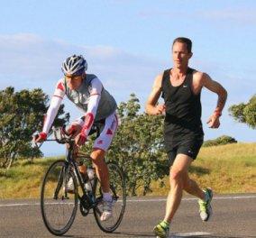 Crash test: Τρέξιμο ή ποδήλατο για καύση λίπους;  - Κυρίως Φωτογραφία - Gallery - Video