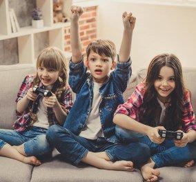 Έρευνα: Πως επηρεάζουν τα ηλεκτρονικά παιχνίδια την κοινωνική ανάπτυξη των παιδιών; - Τι πρέπει να προσέξουν οι γονείς! - Κυρίως Φωτογραφία - Gallery - Video