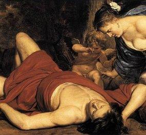 Greek Mythos: O μύθος του Άδωνι: Πώς ένας κοινός θνητός έγινε το «μήλον της έριδος» ανάμεσα σε Αφροδίτη & Περσεφόνη - Κυρίως Φωτογραφία - Gallery - Video