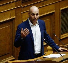 Παραιτήθηκε από βουλευτής ο Γιώργος Αμυράς: «Δεν θα κάνω χρήση της ντροπιαστικής τροπολογίας Κουντουρά » - Κυρίως Φωτογραφία - Gallery - Video