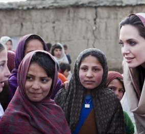 Αντζελίνα Τζολί στον ΟΗΕ: Οι Αφγανές πρέπει να μπορούν να μιλούν για τον εαυτό τους    - Κυρίως Φωτογραφία - Gallery - Video