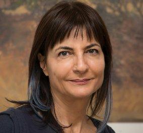 """Η Αντιγόνη Λυμπεράκη βουλευτής: """"Θα κάνω ότι μπορώ για να αποδείξω ότι στο Ποτάμι εννοούμε αυτό που λέμε"""" - Κυρίως Φωτογραφία - Gallery - Video"""