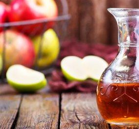 Μηλόξυδο και μέλι: Να τι συμβαίνει αν τα πιείτε μαζί με άδειο στομάχι - Κυρίως Φωτογραφία - Gallery - Video
