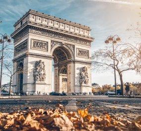 Παγκόσμιο θέαμα η Αψίδα του Θριάμβου στο Παρίσι, ντυμένη με 25.000 τ.μ ύφασμα - Κυρίως Φωτογραφία - Gallery - Video