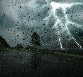 Έκτακτο δελτίο επιδείνωσης του καιρού: Έρχονται Ισχυρές βροχές και καταιγίδες – Από πότε θα εκδηλωθούν τα φαινόμενα; - Κυρίως Φωτογραφία - Gallery - Video