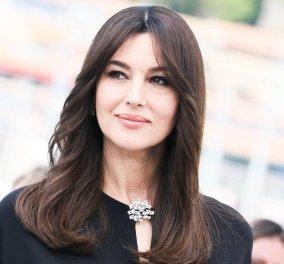 Μόνικα Μπελούτσι: Πως έφτασε ντυμένη στο πάρτι του Madame Figaro - Ουάου φώτο - Κυρίως Φωτογραφία - Gallery - Video