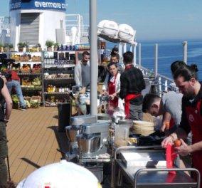 Κρουαζιέρα με το Cosmos στο Master Chef - Μαγειρεύουν ταξιδεύοντας σε Ύδρα, Πόρο, Αίγινα - Κυρίως Φωτογραφία - Gallery - Video