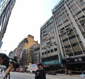 """Συγκλονιστικά βίντεο από το σεισμό στην Ταϊβάν """"Άνοιξε"""" η γη - Τα κτήρια ¨""""χορεύουν"""" ανεξέλεγκτα - Σαν από χαρτί ο ουρανοξύστης """"σχίστηκε""""  - Κυρίως Φωτογραφία - Gallery - Video"""