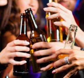 Προστατεύουν τα δύο ποτηράκια αλκοόλ από το εγκεφαλικό; - Μύθος ή αλήθεια; - Κυρίως Φωτογραφία - Gallery - Video