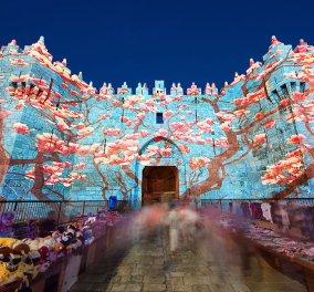 Καλλιτέχνης μας παρουσιάζει την Ιερουσαλήμ από μια διαφορετική οπτική γωνία πίσω από το φακό του   - Κυρίως Φωτογραφία - Gallery - Video