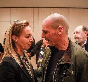 Η Δανάη Στράτου στην Ελεονώρα αποκαλύπτει όσα συνέβησαν στηζωήτης με τον Βαρουφάκη - Το 2011 απείλησαν τη ζωή του γιου μας - Κυρίως Φωτογραφία - Gallery - Video
