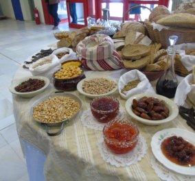 Φεστιβάλ Κρητικής Κουζίνας: Παραδοσιακές γεύσεις απογείωσαν την γαστρονομική ηδονή με μινωικές συνταγές του 17ου αιώνα - Κυρίως Φωτογραφία - Gallery - Video