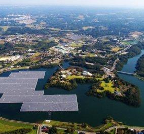 Βίντεο: Στην Κίνα θα λειτουργήσει η μεγαλύτερη πλωτή ηλιακή μονάδα παραγωγής ενέργειας - Εκτείνεται σε 13 νησάκια - Κυρίως Φωτογραφία - Gallery - Video