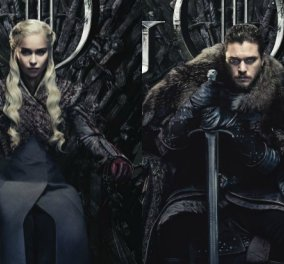 Game of Thrones: Παγκόσμια φρενίτιδα για την τελευταία σεζόν – Καθηλώθηκαν ένα δισ. τηλεθεατές - Κυρίως Φωτογραφία - Gallery - Video