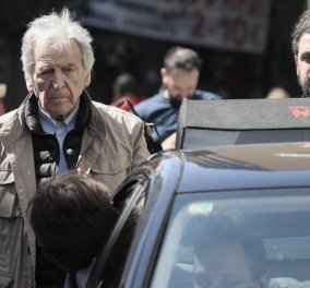 Σεραφείμ Κοτρώτσος: Παραδειγματική τιμωρία σε όσους δημιούργησαν θέμα για τη χρηματοδότηση της ταινίας του Κώστα Γαβρά - Κυρίως Φωτογραφία - Gallery - Video