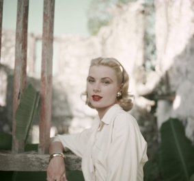 Vintage pic: Όταν η Grace Kelly ψώνιζε πρίγκιπικα φορέματα με την μητέρα της Μάργκαρετ το 1955 - Κυρίως Φωτογραφία - Gallery - Video