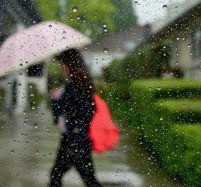 Καιρός: Βροχές, σκόνη και καταιγίδες για σήμερα Παρασκευή  - Κυρίως Φωτογραφία - Gallery - Video