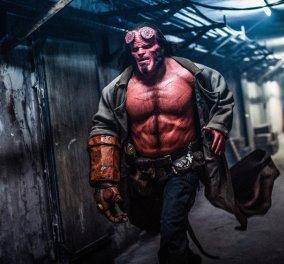 Ταινίες Πρώτης Προβολής: Όταν «Ο Γαλαξίας» συναντά τον «Hellboy» - Κυρίως Φωτογραφία - Gallery - Video